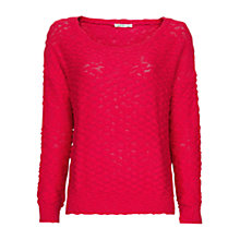 Buy Mango Devore Jumper Online at johnlewis.com