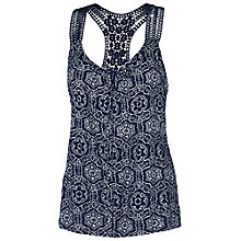 Buy Fat Face Maisie Batnik Camisole Top Online at johnlewis.com