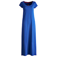Buy Joules Rita Long Jersey Dress, Bondi Blue Online at johnlewis.com