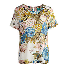 Buy Joules Vivian Floral Top, Miny Maisey Floral Online at johnlewis.com