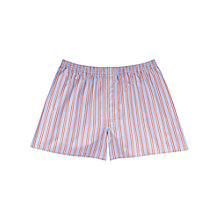 Buy Thomas Pink Culbone Stripe Boxer Shorts Online at johnlewis.com