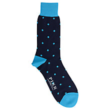 Buy Thomas Pink Polka Dot Socks Online at johnlewis.com