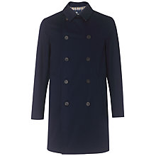 Buy Aquascutum Broadgate Double Breasted Raincoat Online at johnlewis.com