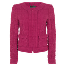 Buy Mint Velvet Poppy Double Pocket Jacket, Poppy Online at johnlewis.com