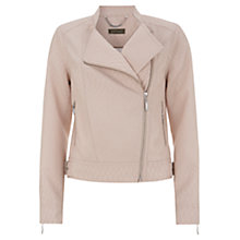 Buy Mint Velvet Animal Jacquard Jacket Online at johnlewis.com