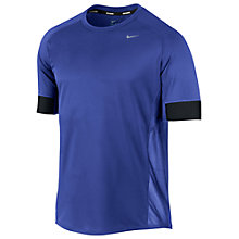 Buy Nike Men's Technical Short Sleeve T-Shirt Online at johnlewis.com