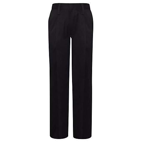 Great value boys school trousers online at George at ASDA. Our school range is fantastic quality, style and value, with a free day guarantee! Boys Black Adjustable Waist School Trousers 2 Pack (72) Save. Price: From £5 Boys Charcoal Stretch Skinny Leg School Trousers (16) Save. Price: From £5 Boys Grey School Cargo Trousers (12).