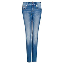 Buy Mango Slim Jeans Online at johnlewis.com
