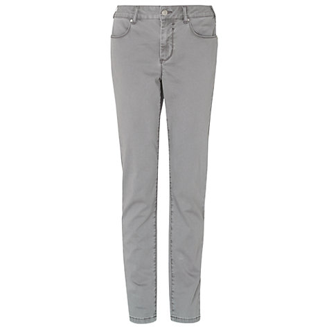 Buy Phase Eight Freya Jeans, Grey Online at johnlewis.com