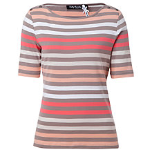 Buy Betty Barclay Multi Striped T-Shirt Online at johnlewis.com