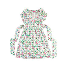 Buy Rampant Sporting Tea Dress, Rosy Online at johnlewis.com