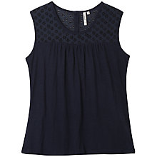 Buy Seasalt Sunfish Vest Top Online at johnlewis.com