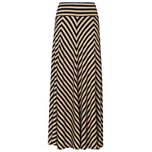 Buy Phase Eight Jasmin Maxi Skirt, Navy Online at johnlewis.com