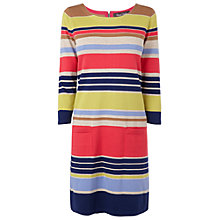 Buy Phase Eight Paola Striped Tunic Dress, Multi Online at johnlewis.com