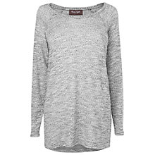 Buy Phase Eight Snow Storm Jumper, Light Grey Online at johnlewis.com
