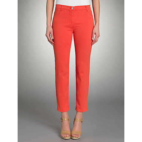 Buy Betty Barclay Cropped Jeans Online at johnlewis.com