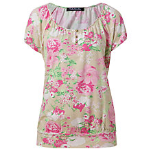 Buy Betty Barclay Floral Top Online at johnlewis.com