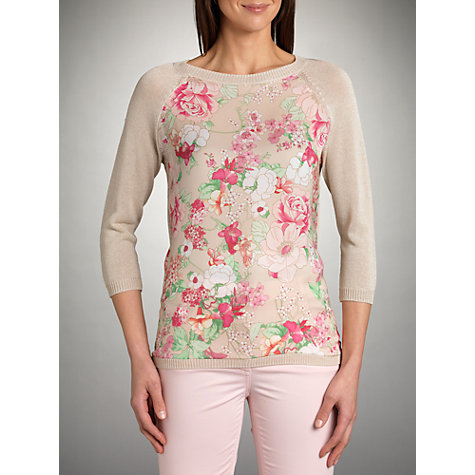 Buy Betty Barclay Zabaione Jumper Online at johnlewis.com