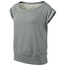 Buy Nike Women's Vapor Epic Short Sleeve T-Shirt Online at johnlewis.com