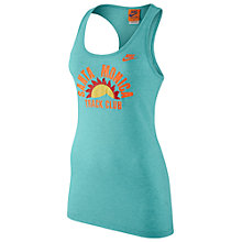 Buy Nike Women's Santa Monica Track Tank Top Online at johnlewis.com