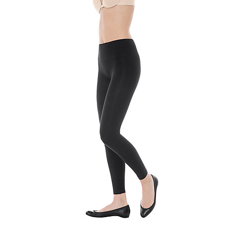 Buy Spanx Look At Me Control Leggings, Black Online at johnlewis.com