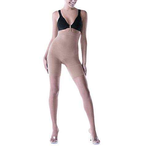 Buy Spanx Slimplicity Mid Thigh Body Shaper Shorts Online at johnlewis.com