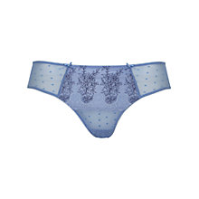 Buy Lovable Immaculate Thong, Lavender Online at johnlewis.com