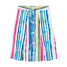 Buy Toast Amelia Skirt, Painterly Stripe Online at johnlewis.com