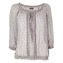 Buy Phase Eight Sam Blouse, Multi Online at johnlewis.com