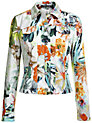 Buy Betty Barclay Floral Print Jacket, Multi, 20 Online at johnlewis.com