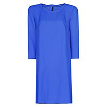 Buy Mango Pleated Collar Dress Online at johnlewis.com