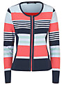 Betty Barclay Striped Cardigan, Multi