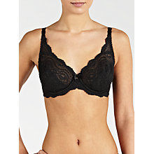 Buy Playtex Affinity Flower Lace Full Cup Wired Bra Online at johnlewis.com