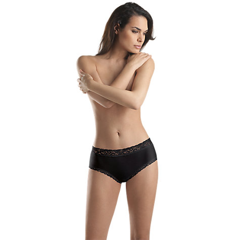 Buy Hanro Moments Maxi Briefs Online at johnlewis.com