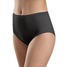 Buy Hanro Cotton Seamless Maxi Briefs Online at johnlewis.com