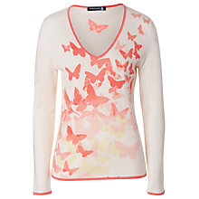 Buy Betty Barclay Butterfly Jumper Online at johnlewis.com