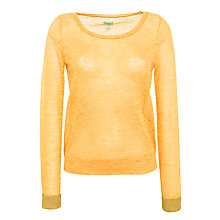 Buy Hoss Intropia Round Neck Jumper Online at johnlewis.com