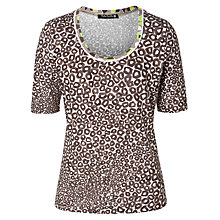 Buy Betty Barclay Animal Print T-Shirt Online at johnlewis.com