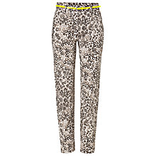 Buy Betty Barclay Animal Print Jeans Online at johnlewis.com