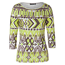 Buy Betty Barclay Aztec T-Shirt Online at johnlewis.com