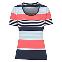Buy Betty Barclay Striped T-Shirt, Multi Online at johnlewis.com