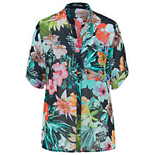 Buy Betty Barclay Floral Print Blouse, Multi Online at johnlewis.com