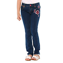 Buy Desigual Soprano Jeans Online at johnlewis.com