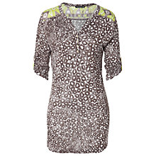 Buy Betty Barclay Animal Print Tunic Dress Online at johnlewis.com