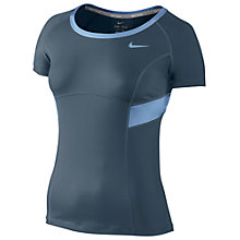 Buy Nike Power Short Sleeve Tennis T-Shirt Online at johnlewis.com