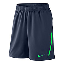 "Buy Nike Men's Power 9"" Tennis Woven Shorts Online at johnlewis.com"
