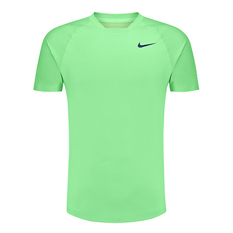 Buy Nike Premier RF Crew Neck Tennis T-Shirt Online at johnlewis.com