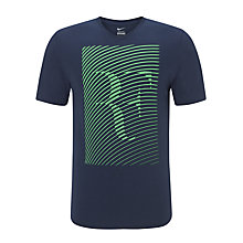 Buy Nike RF Trophy Short Sleeve Tennis T-Shirt Online at johnlewis.com