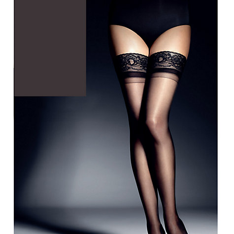 Buy John Lewis 15 Denier Sleek Hold-Ups, Pack Of 1 Online at johnlewis.com