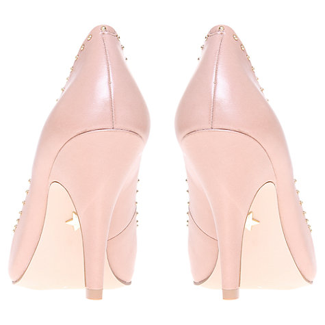 Buy KG by Kurt Geiger Brenda Patent Leather Court Shoes Online at johnlewis.com